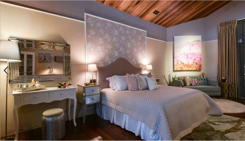 Modern French-inspired bedroom in Presint 11, Putrajaya