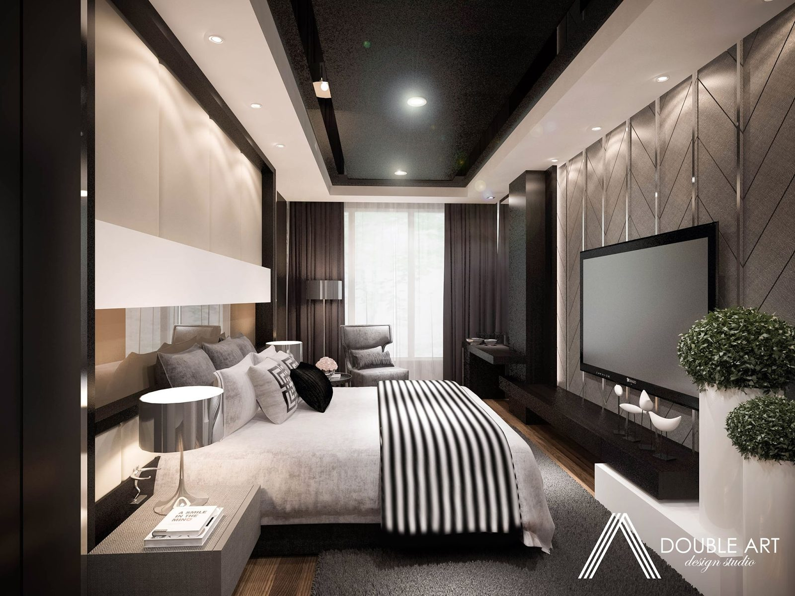12+ Beautiful Bedroom Designs for Malaysian Homes  Recommend.my