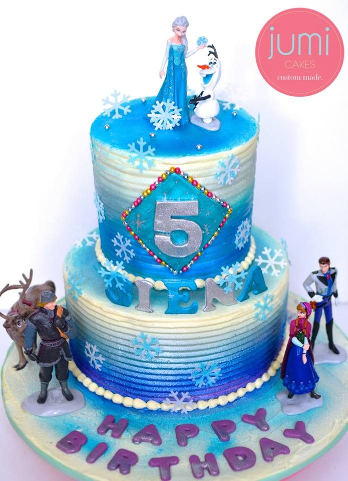 18 Frozen Birthday Cakes Made To Order In Singapore Recommend