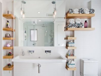 How to add more storage to your bathroom