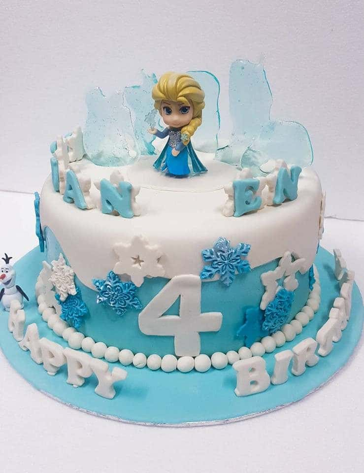 Made To Order Birthday Cakes