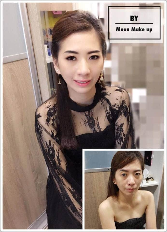 wedding guest makeups