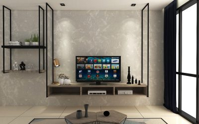 built-in tv cabinet design