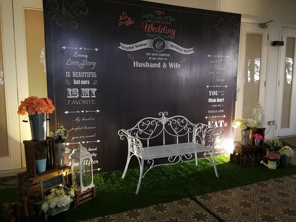 25 photobooth backdrop ideas for a memorable event