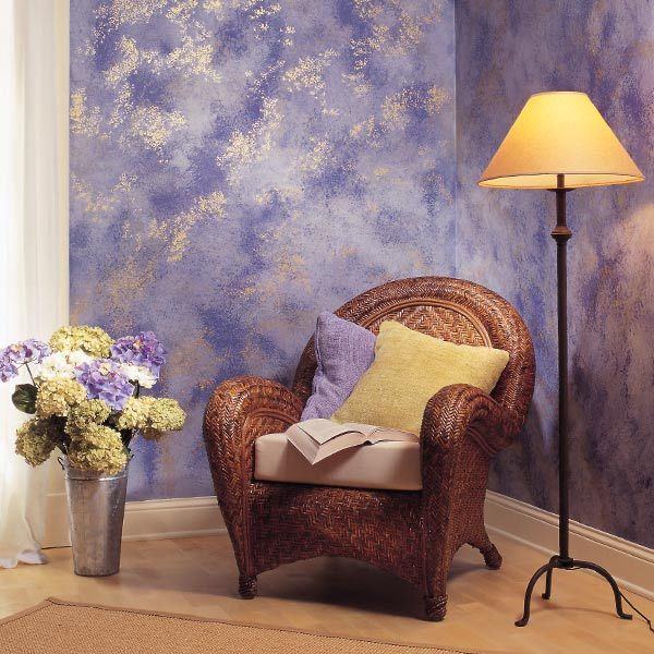 7 Faux Wall Painting Ideas To Create Stunning Feature Walls