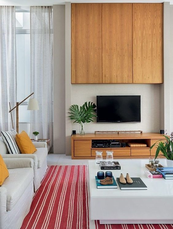 Living Room Cabinet Design Ideas: 15 TV Cabinet Designs That Will Make Your Living Room