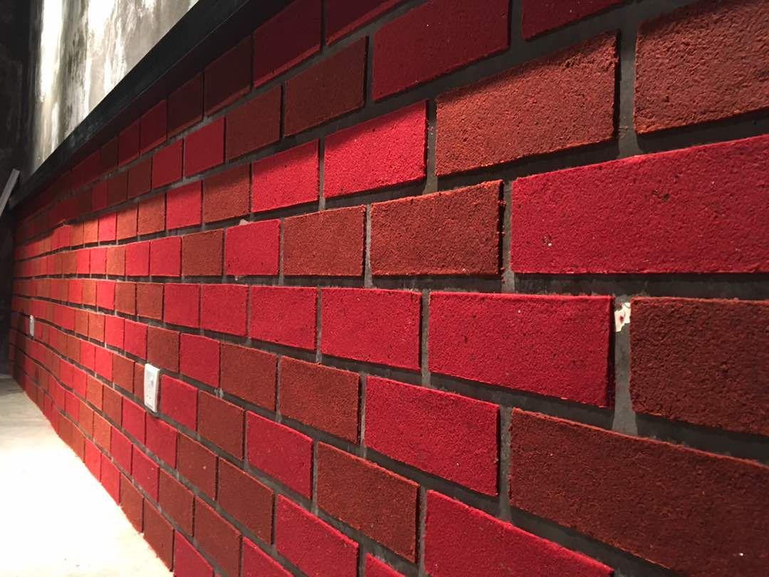 brick wallpaper stickers
