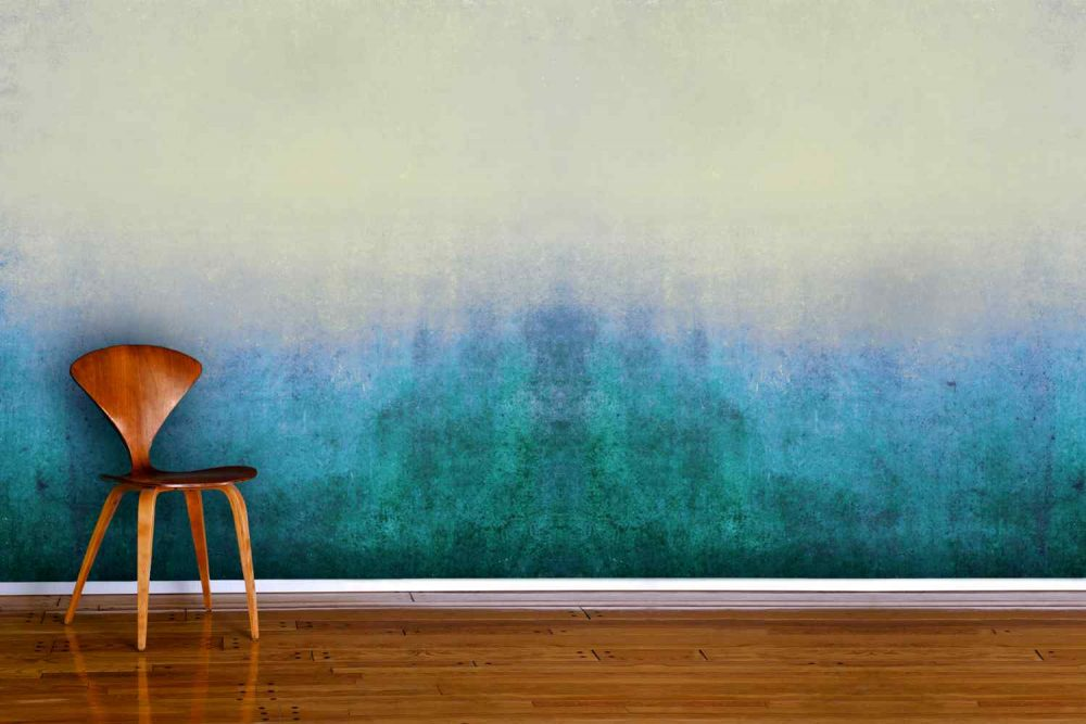 sponging is one of the more unique wall painting ideas that can help you create beautiful walls