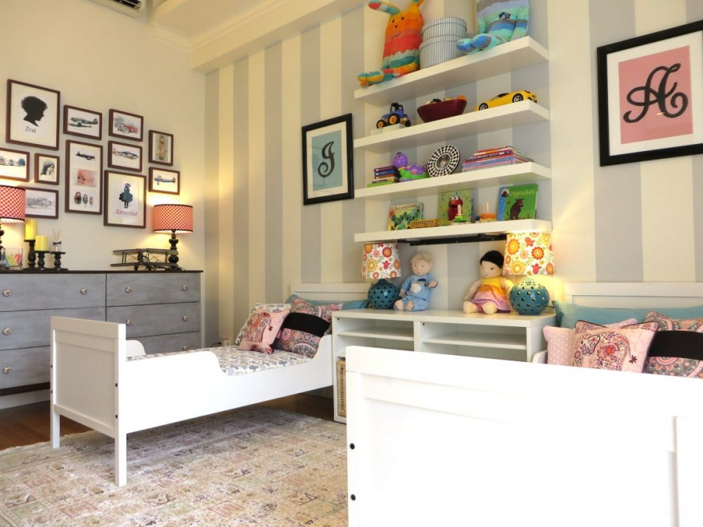 Duplex condo in Persiaran KLCC by Bonnieblue Furniture & Interiors