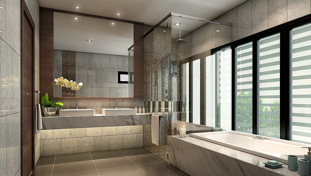 50 Bathroom Renovation Ideas in Malaysian Homes | Recommend my LIVING