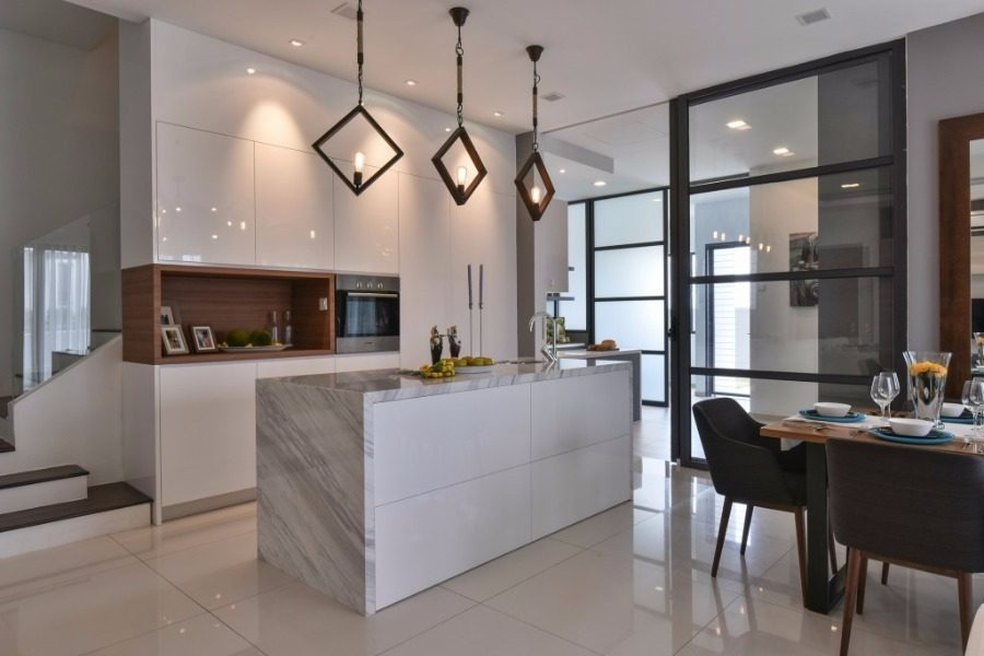 14 Wet And Dry Kitchen Design Ideas In Malaysian Homes Recommend Living