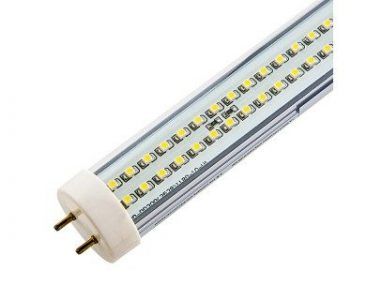 T8 LED replacement tube fluorescent