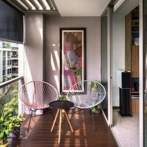 13 Creative Ways to Beautify Your Small Balcony