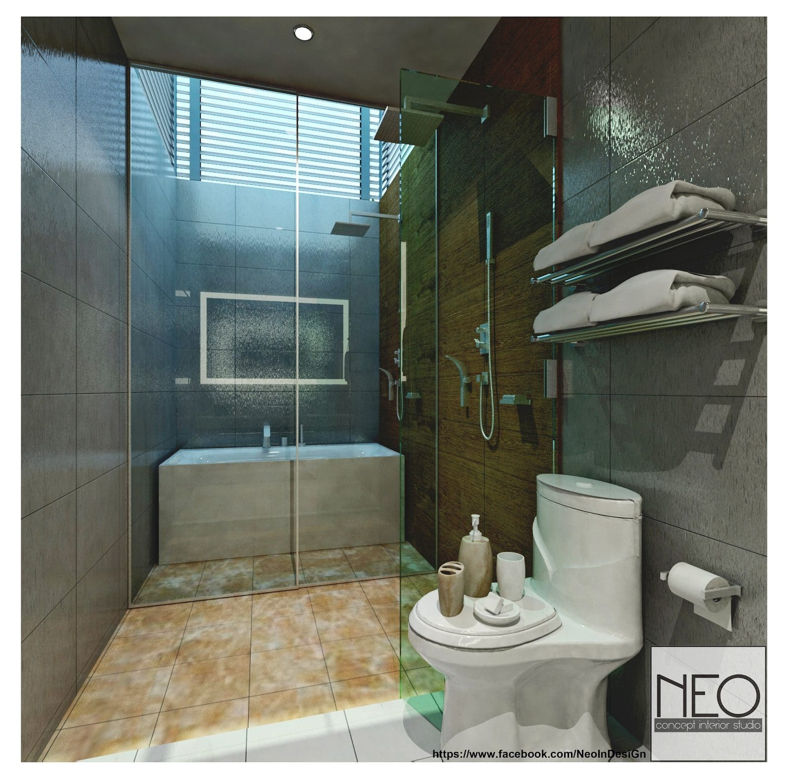 50 Bathroom Renovation Ideas in Malaysian Homes | Recommend.my