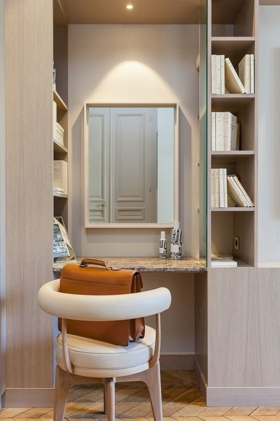 17 Combination Vanity And Study Tables For Your Small Bedroom