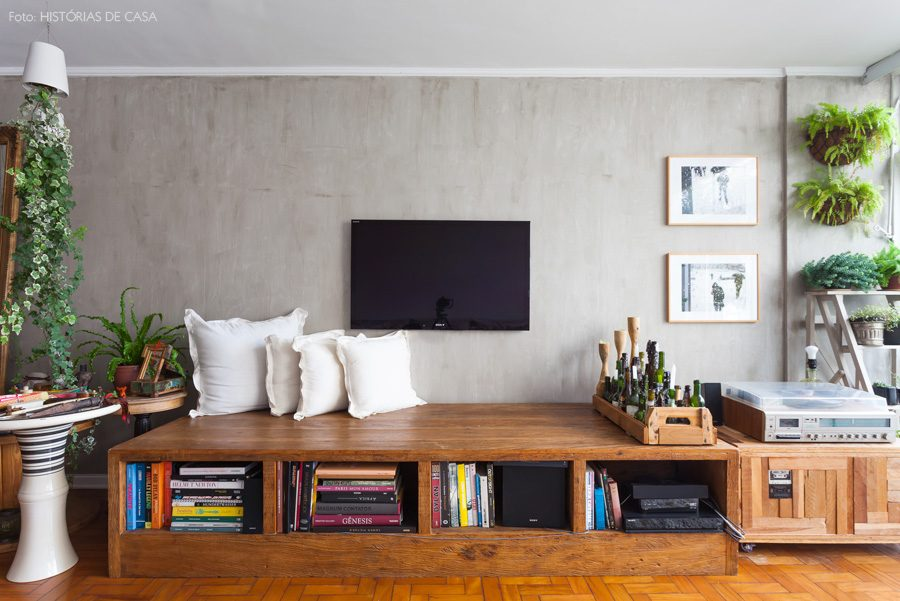 Low bookshelf ideas for your home
