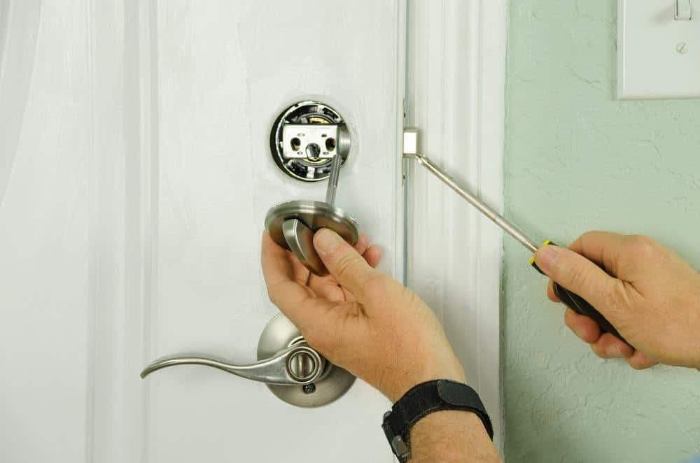 After you have obtained a court order to repossess your rental property, you can change the locks