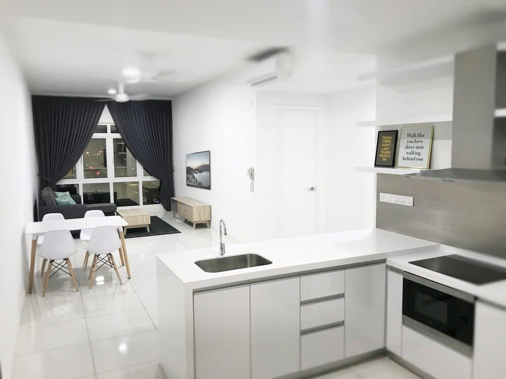 10 Small Apartment Interior Designs in Malaysia ...