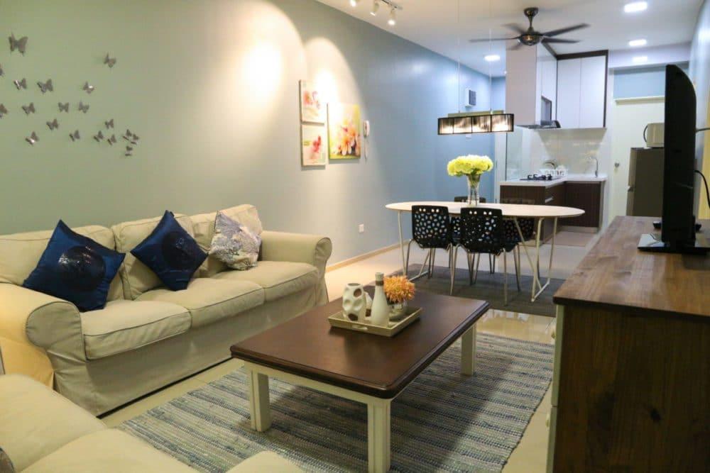 10 Small Apartment Interior Designs Below 800 Sq Ft - Recommend LIVING