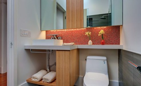 Why This Area in Your Toilet Is the Most Effective Space