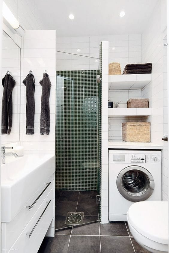 small bathroomlaundry ideas for your home  recommendmy