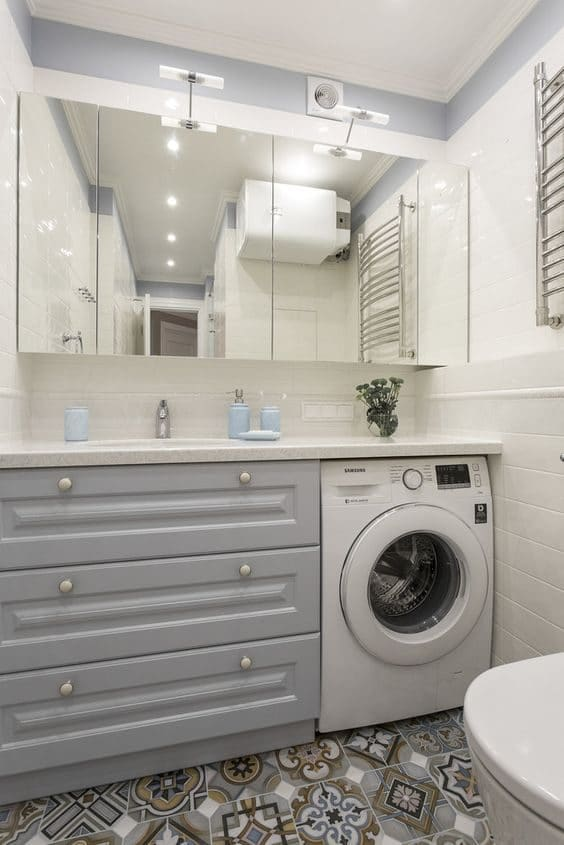 Small Bathroom Laundry Ideas For Your Home Recommend My