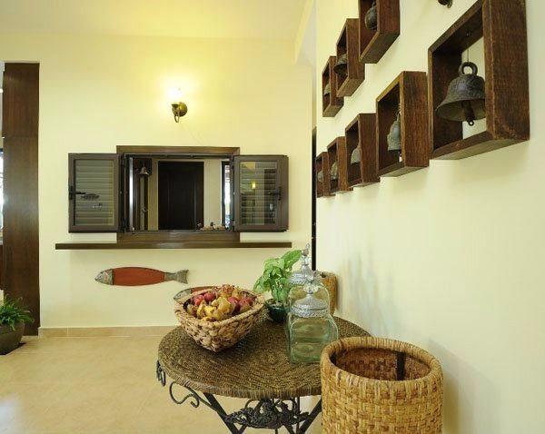 Most common interior design