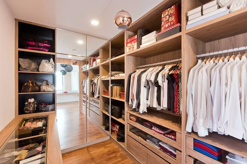 24 Malaysian house Walk-in Wardrobes