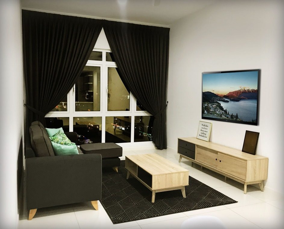Small living room design