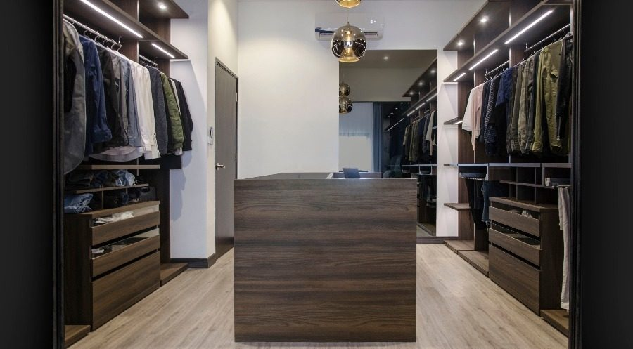 24 Malaysian house Walk-in Wardrobes | Recommend my LIVING