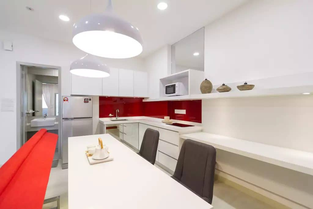 condo interior design at straits garden suites, penang