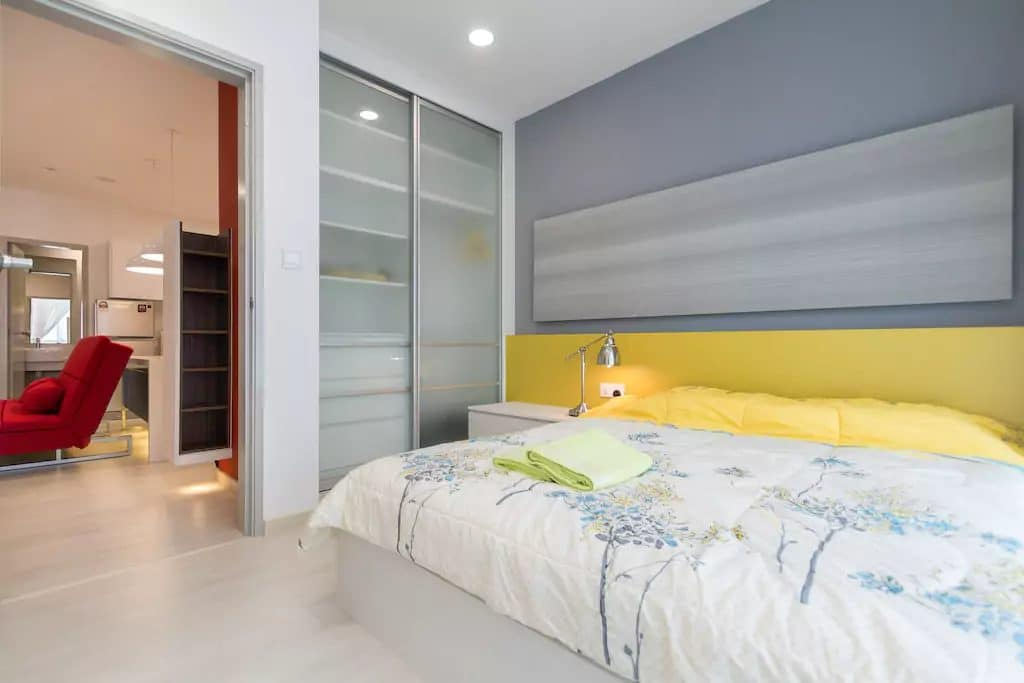 condo interior design at straits garden suites, penang