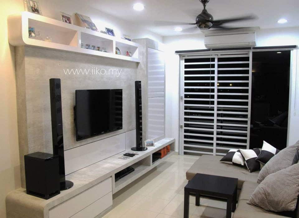 Small Living Room Design In Malaysia Recommend My