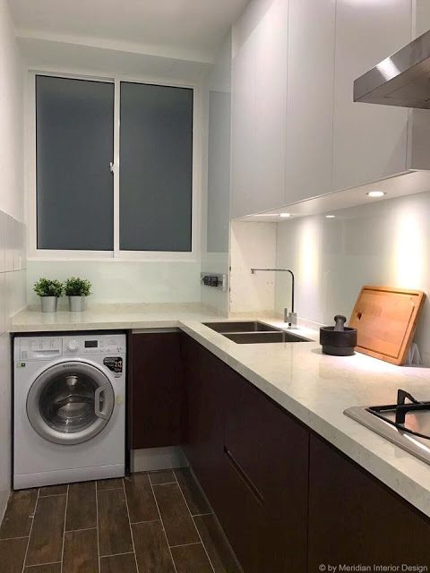 4 Quirky Kitchen Laundry Room Ideas For Homes That Struggle With Laundry Space Recommend My