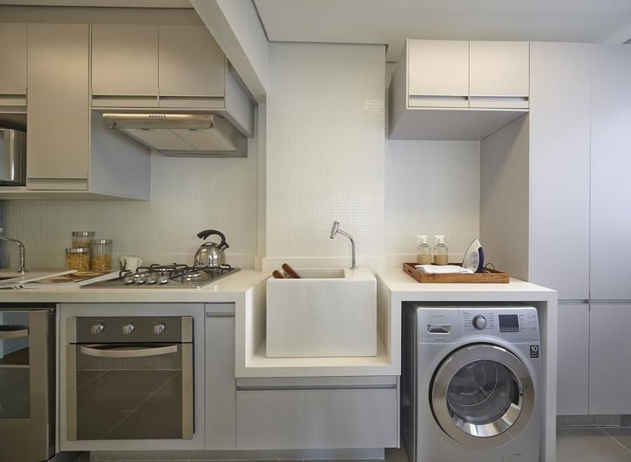 4 Quirky Kitchen Laundry Room Ideas For Homes That Struggle With