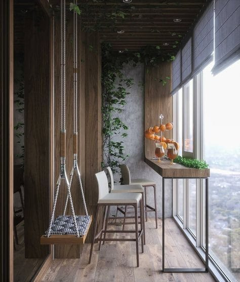 Glass balcony renovations