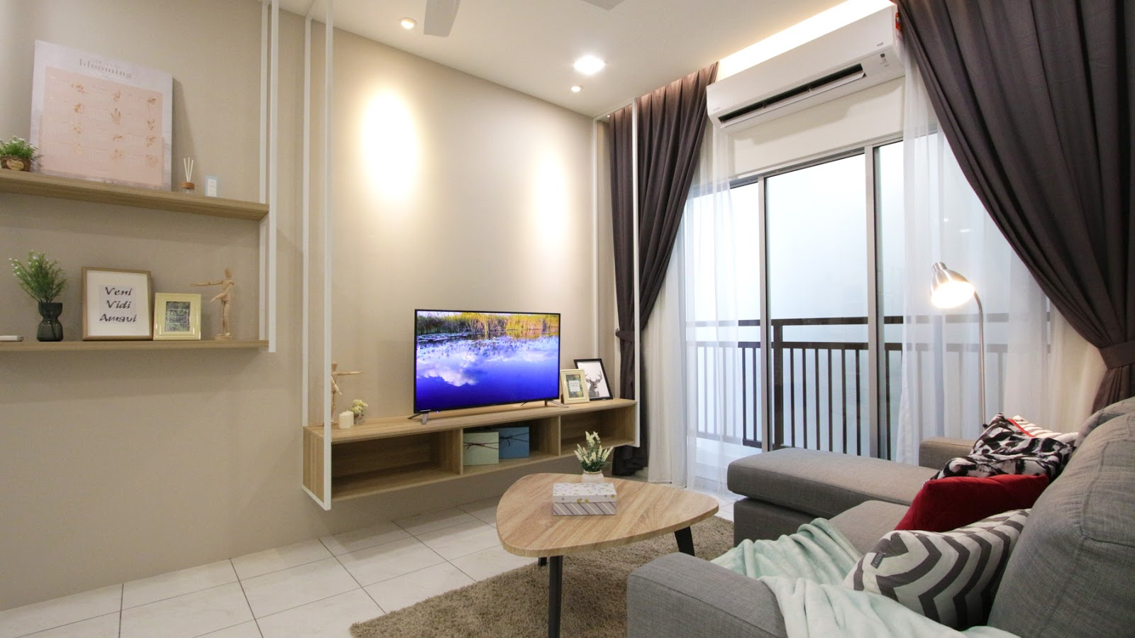 rumawip interior design for residensi inspira