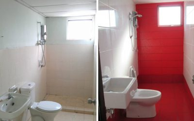 Small bathroom renovation ideas in Malaysia - Recommend.my