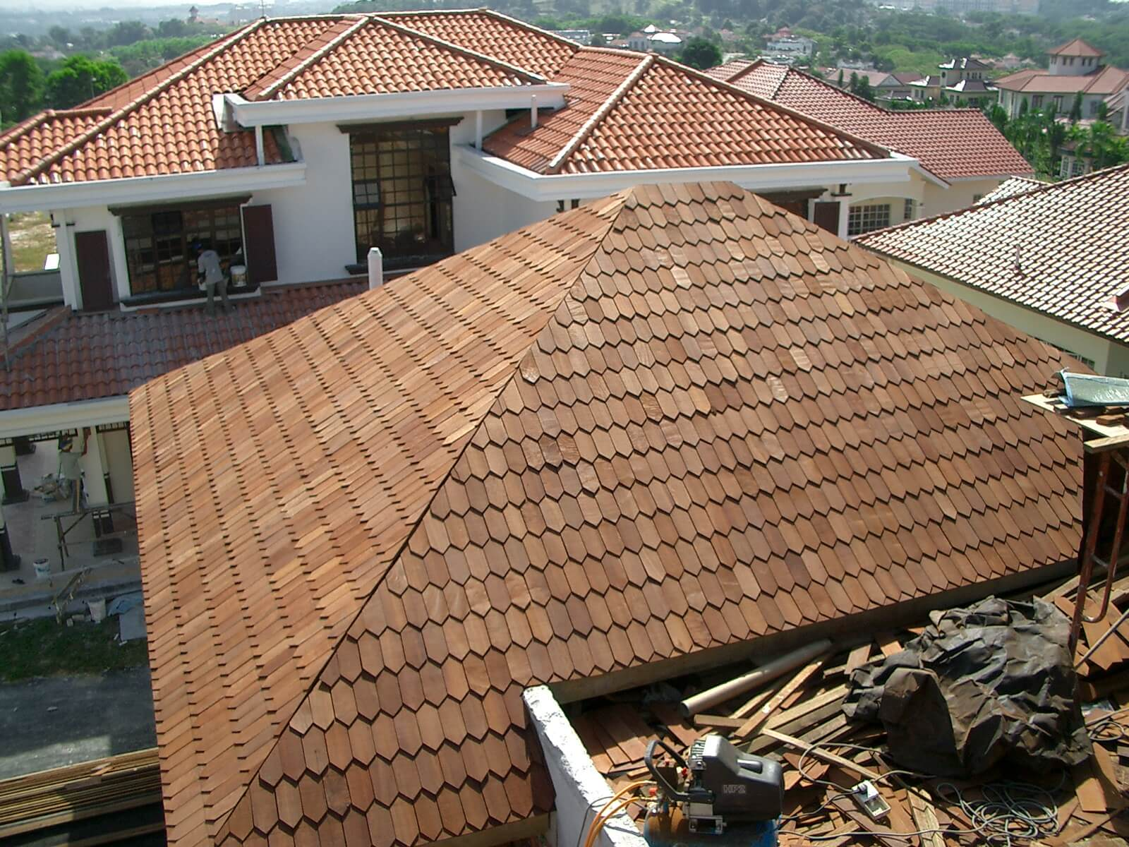 How to Choose the Best Roof Tiles for Your House in Malaysia