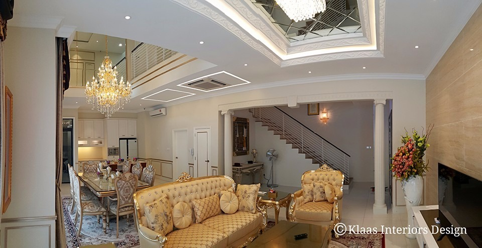 Having A Home With High Ceiling Can