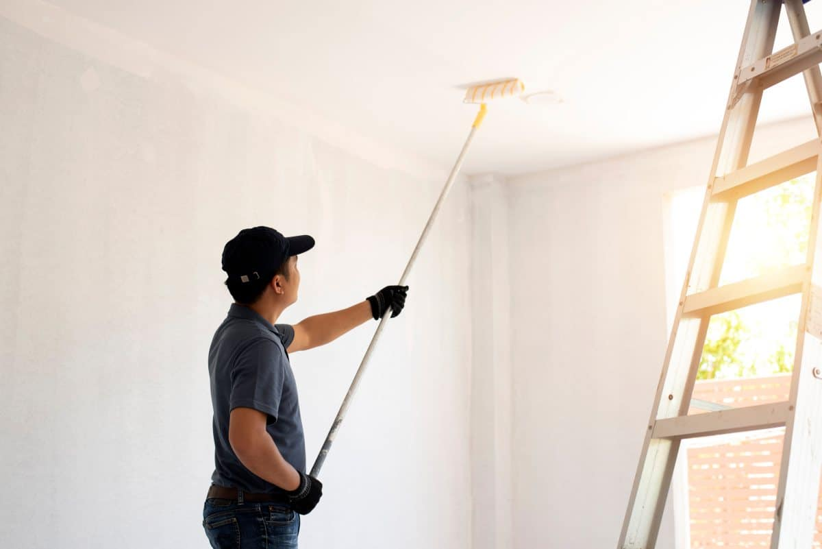 How much do house wall painting services cost in Klang Valley?