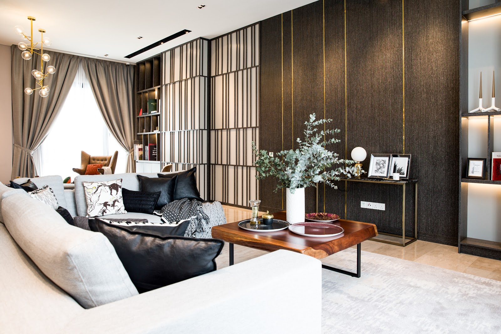 This gorgeous Bangsar condo is now a stunning family retreat