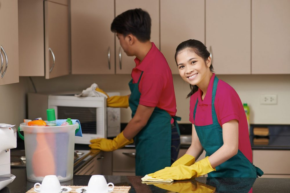Part time cleaning services in Klang Valley, Selangor and KL, Malaysia