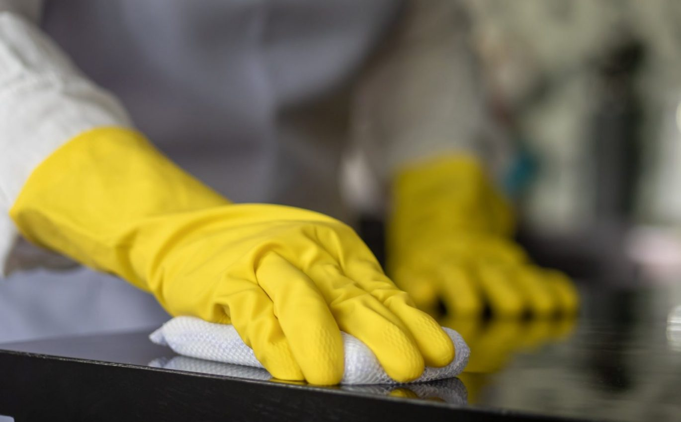 Price of part-time home cleaning services in Klang Valley