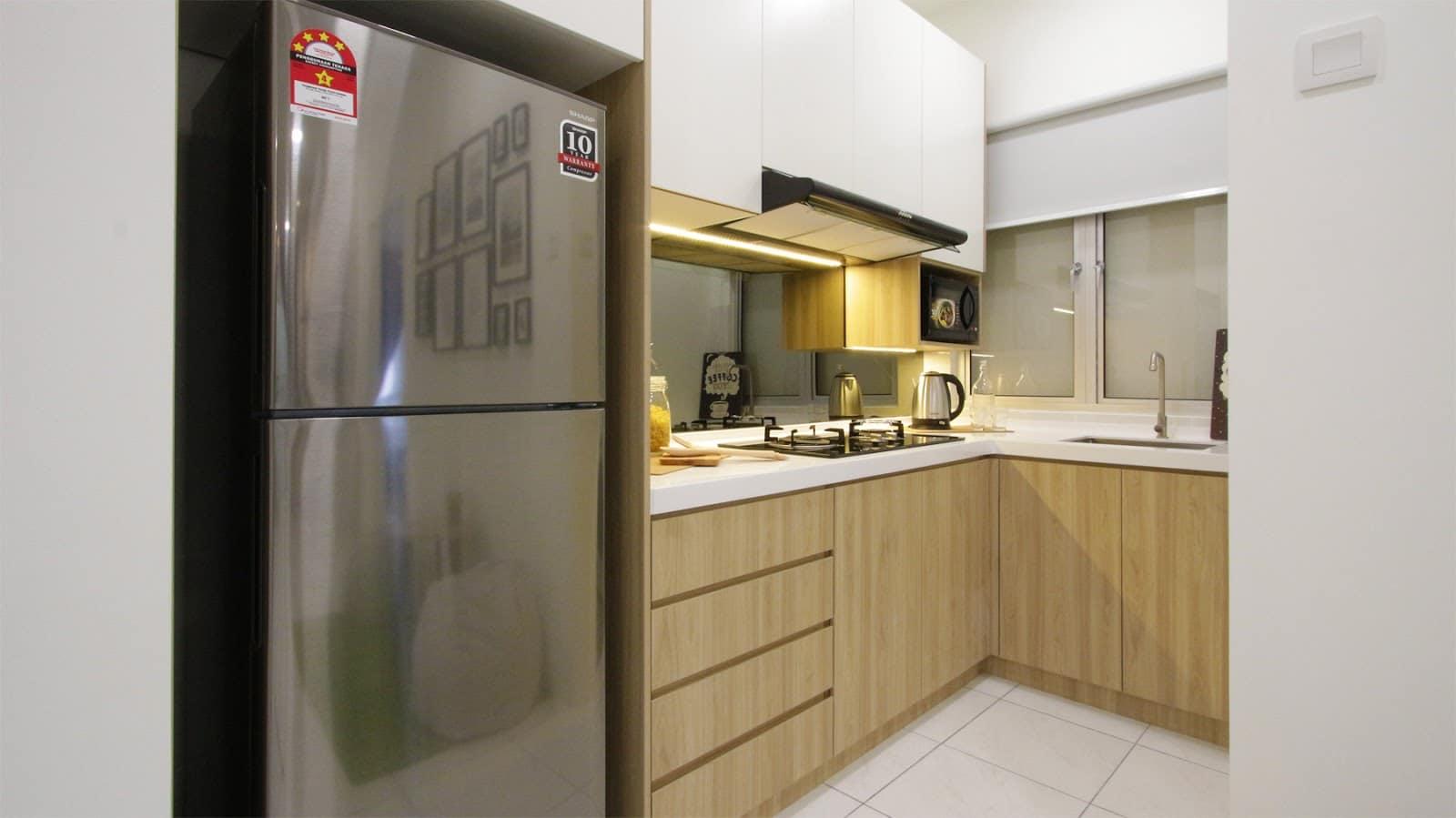 rumawip interior design for residensi inspira