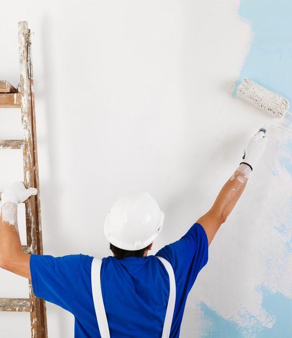 Berapa kos perkhidmatan mengecat dinding di Lembah Klang?
