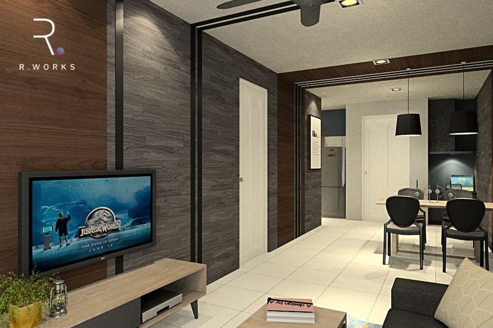 Interior Design In Kuala Lumpur