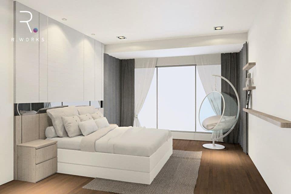 Interior design in Bandar Utama