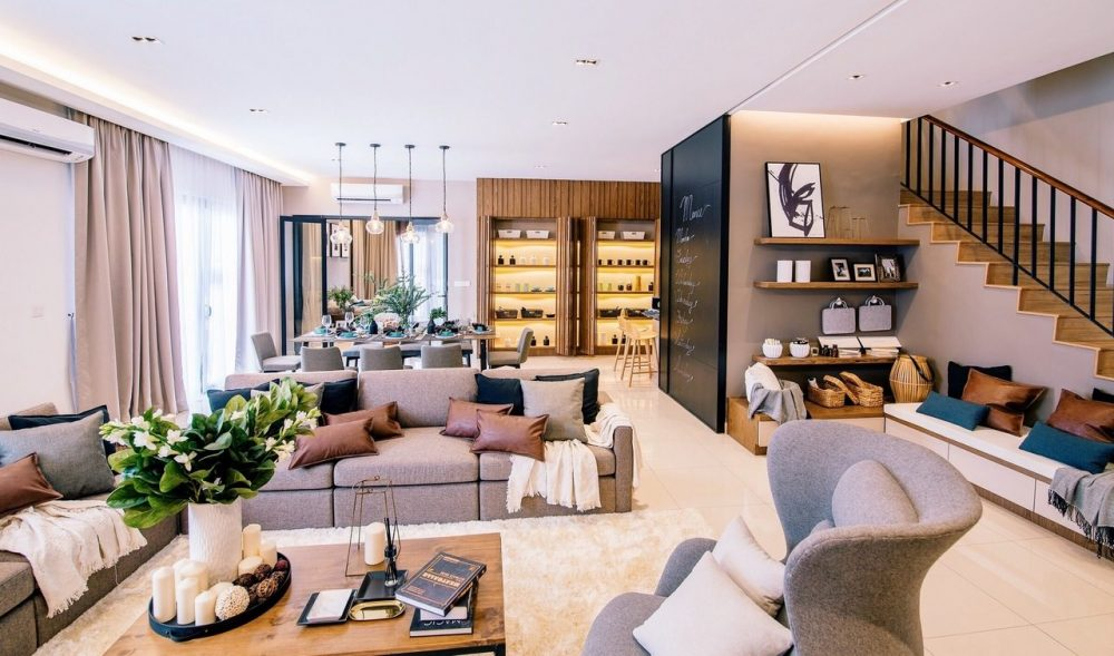 10 Bungalows With Beautiful Interior Design In Klang Valley Recommend My