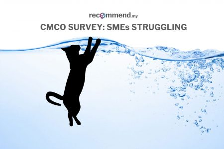 CMCO Survey: Malaysian SMEs Struggling to Keep Head Above Water